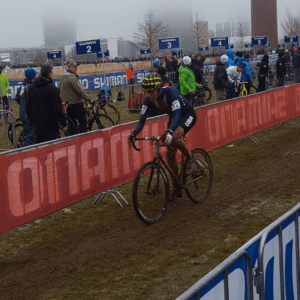 Gage Hecht - 2017 Cyclocross Worlds