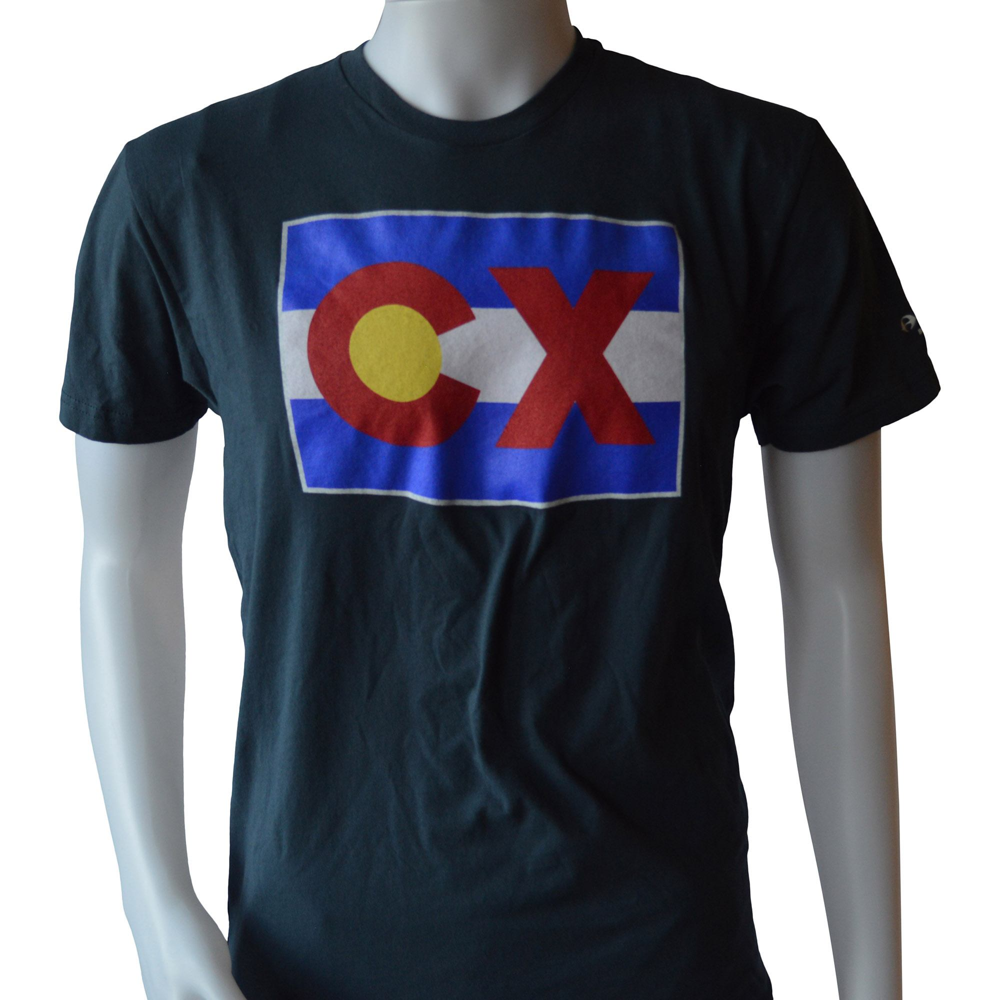 Colorado Cyclocross T-Shirt - Alpha Bicycle Company