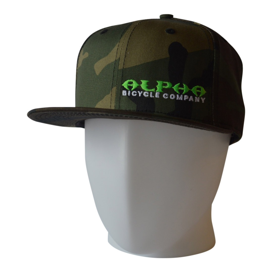 Alpha Bicycle 9Fifty Camo SnapBack hat