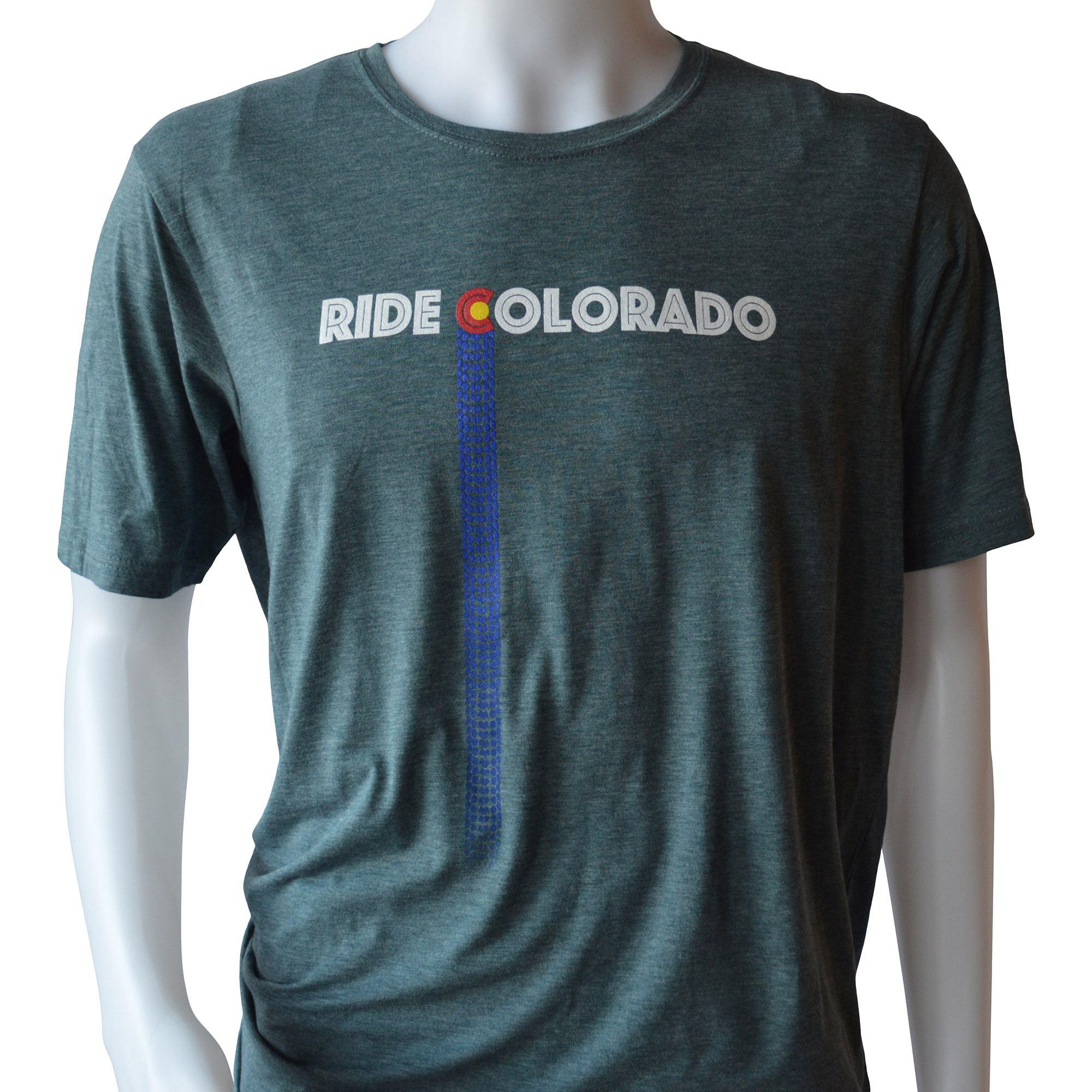 Alpha Bicycle Ride Colorado T-Shirt